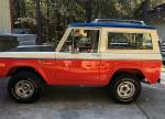 1972 Ford Stroppe Baja Bronco